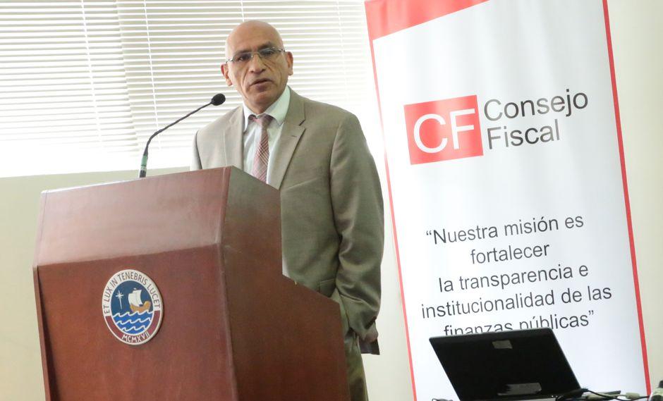 Eel CF criticó que el MMM no brinde el suficiente sustento para el crecimiento de la inversión pública previsto entre 2020 y 2023.(Foto: GEC)