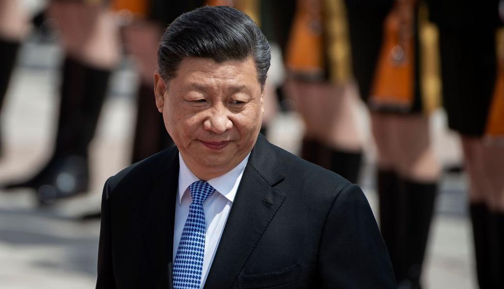 """Xi Jinping indicó que la nación debe ser consciente de la """"naturaleza compleja y de largo plazo de varios factores desfavorables"""". (Foto: AFP)"""