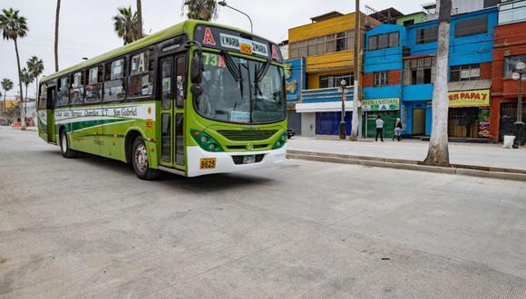 La Municipalidad de Lima detalló que, debido al avance de la obra, se habilitó el tránsito vehicular en el tramo comprendido entre el óvalo de la Curva y la Av. Malecón Grau (en ambos sentidos). (Foto: MML)