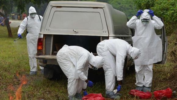 Cifras de muertes producto del ébola aumenta a 1,145. (AFP)