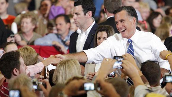 TOMA LA DELANTERA. Primer debate fue un envión para Mitt Romney. ¿Se mantendrá en ascenso? ()