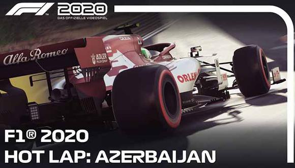 'F1 2020' llegará el 10 de julio a PlayStation 4, Xbox One y Xbox One X, PC y Google Stadia.