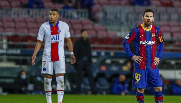En las próximas semanas, Barcelona podría quedar fuera de la Champions League y Copa del Rey. (Foto: AP)