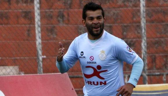 Fabio Ramos dijo que su celebración iba dirigida a la prensa deportiva. (USI)