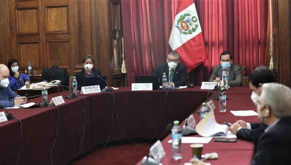 La Comisión especial incorporó algunas sugerencias de la Contraloría en el reglamento que regirá los criterios de selección. (Foto: Congreso de la República)