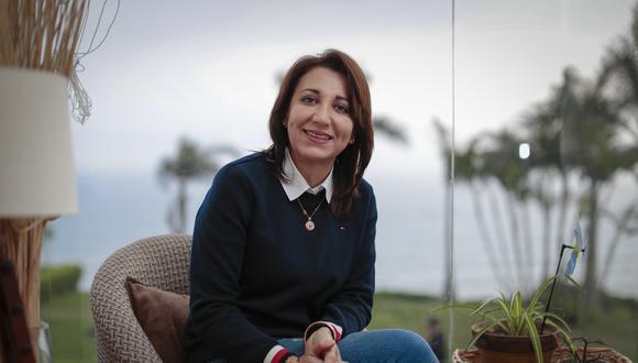 Mónica Huerta lidera el restaurante arequipeño La Nueva Palomino.