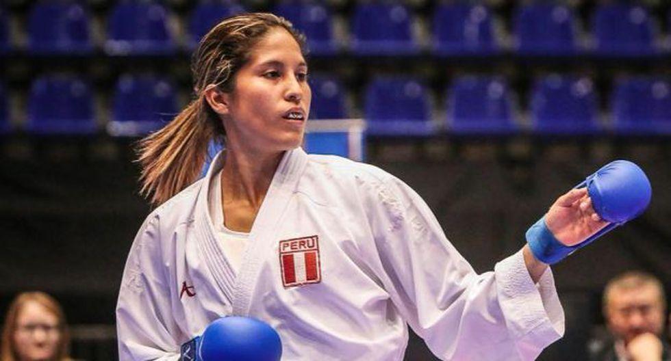 Alexandra Grande ganó medalla de plata en los Juegos Suramericanos Cochabamba 2018. (Foto: Facebook)