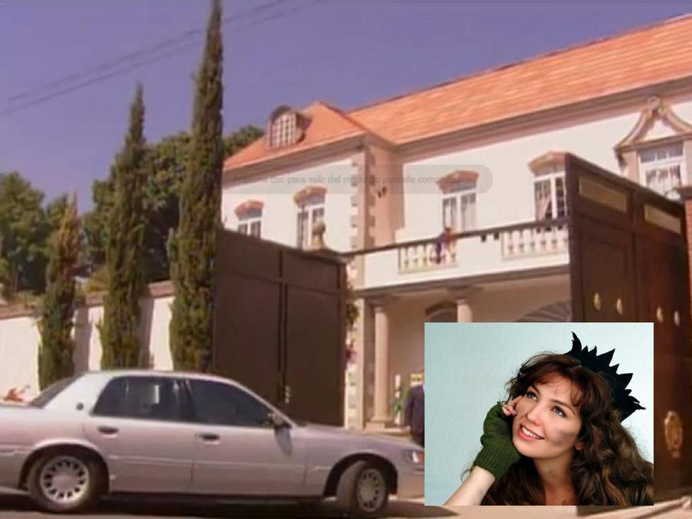 Interpretada por la cantante Thalía y por el actor Fernando Colunga, 'María la del barrio' es una de las telenovelas mexicanas más emblemáticas de las últimas décadas. (Captura)