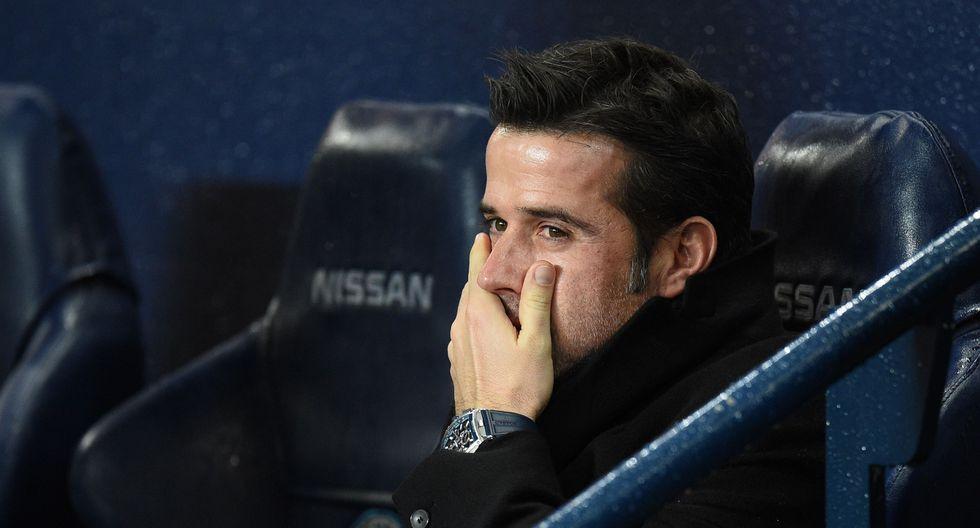 Silva deja a Watford en la décima posición de Premier League.(AFP)