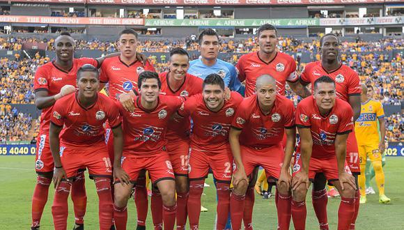 Los Lobos BUAP viene de una dura caída en el torneo local mexicano por 5 a 0 contra Necaxa. (Getty Images)