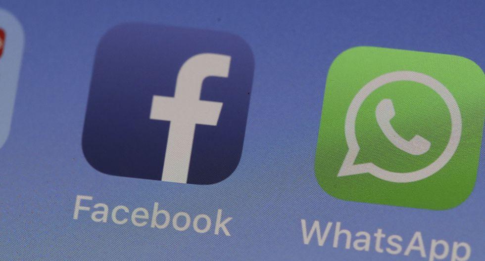 Este es el nuevo botón de Facebook que aparece en WhatsApp y que se encuentra en la versión beta de la aplicación. (Foto: Getty Images)