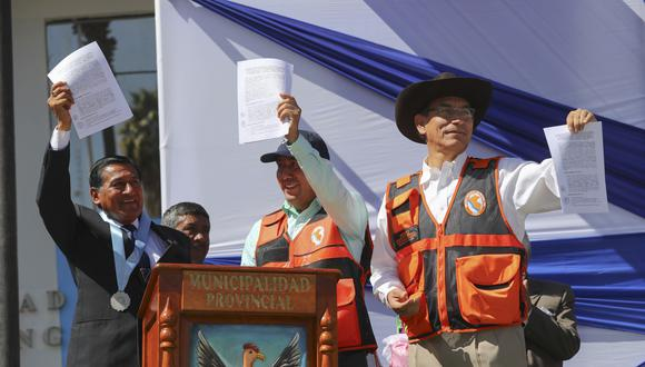 Presidente Vizcarra señala que irá a todas diligencias en que se le requiera (Presidencia).