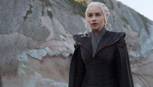Emilia Clarke interpreta a Daenerys Targaryen en Game of Thrones (Foto: HBO)