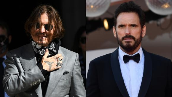 Johnny Depp y Matt Dillon, entre las estrellas del Festival de San Sebastián. (Foto: AFP/DANIEL LEAL-OLIVAS y Tiziana FABI)