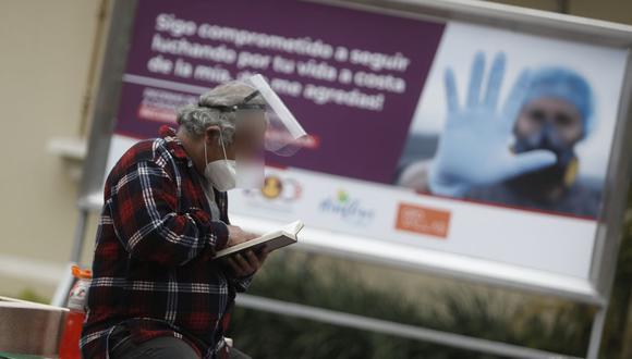 El 85.5% de fallecidos por coronavirus en el Perú tenía obesidad. (Foto: César Campos / GEC)