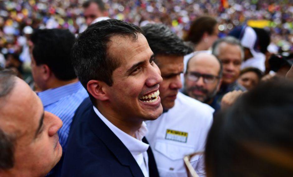 Guadió mantuvo en secreto los detalles de su regreso a Venezuela, pues se enfrenta a la posibilidad de ser encarcelado por haber burlado una prohibición de salida. (Foto: AFP)