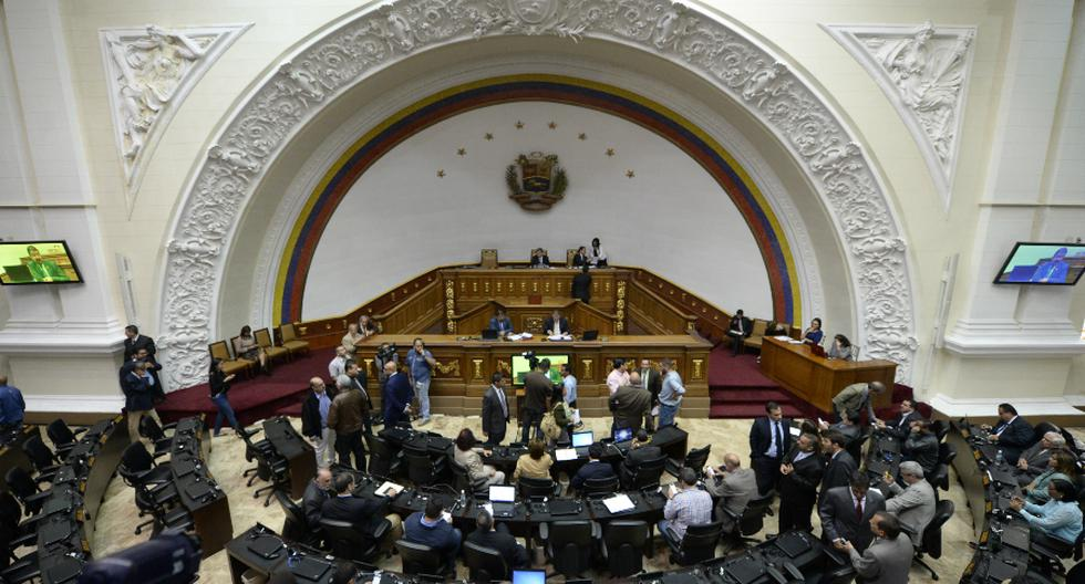 Parlamento venezolano pasará de 167 a 277 diputados en próximas elecciones. (AFP/Parlamento).