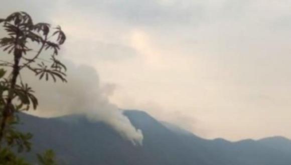 El Centro de Operaciones de Emergencia Nacional (COEN) informó esta tarde que los incendios forestales registrados en Puno, Apurímac, Cusco y Amazonas fueron extinguidos. (Foto: Andina)