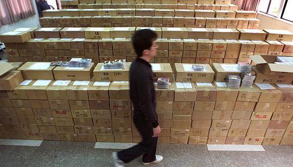 Más del 50% de los productos requisados por las aduanas en 2016 procedían de China, aunque tres años antes el porcentaje era superior al 60%. (Foto: Reuters)