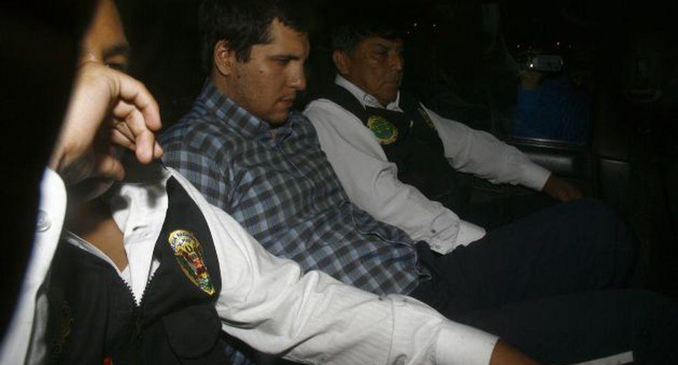 Impulsivo. Ariel Valdivia trabajó tres meses en una inmobiliaria y fue despedido por ser violento. (USI)