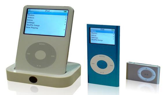 El formato MP3 ya no se encuentra licenciado (Apple)