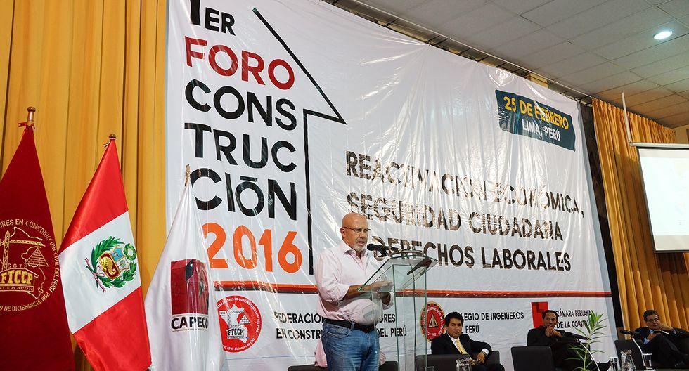 Foro Construcción 2019 (Foto: Conafovicer)