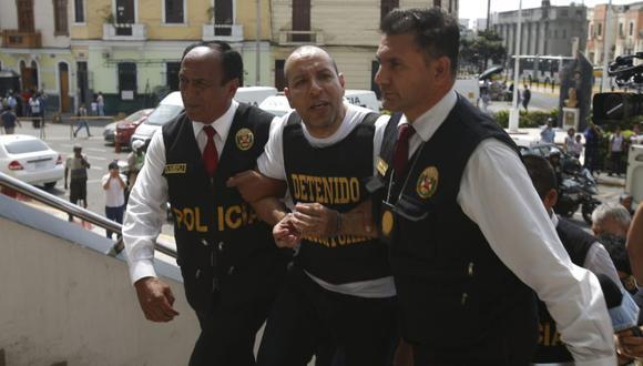 Piden 9 meses de prisión preventiva contra Adolfo Bazán por presunto abuso sexual a su expareja. (Foto: GEC)