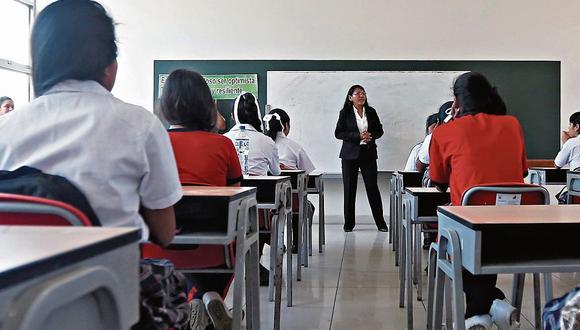 El Ministerio de Educación señaló que el curso de Religión se continuará enseñando en los colegios. (GEC)
