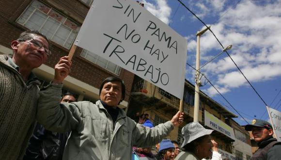 FIRMEZA. Gobierno no daría más plazo a Doe Run para que cumpla su plan ambiental. (Perú21)