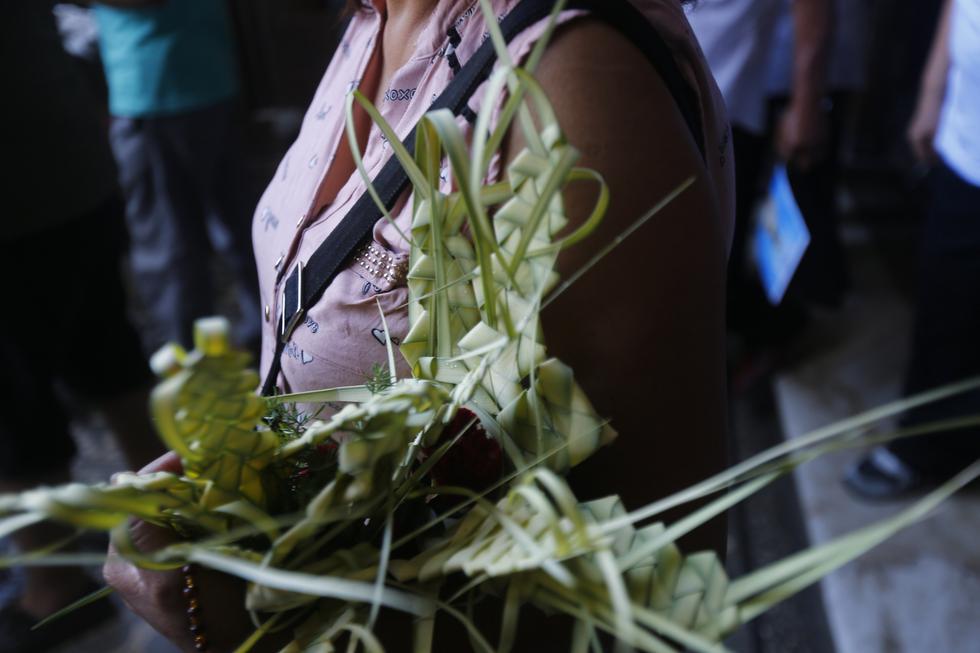Semana Santa (Luis Centurión/Perú21)