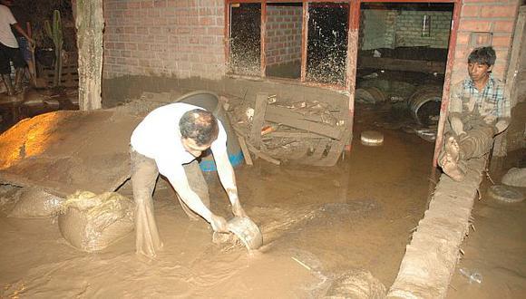 Un nuevo desborde del río Huaycoloro también está descartado. (USI)