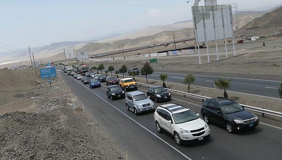 Habrá mayor control y seguridad en las carreteras. (César Fajardo)