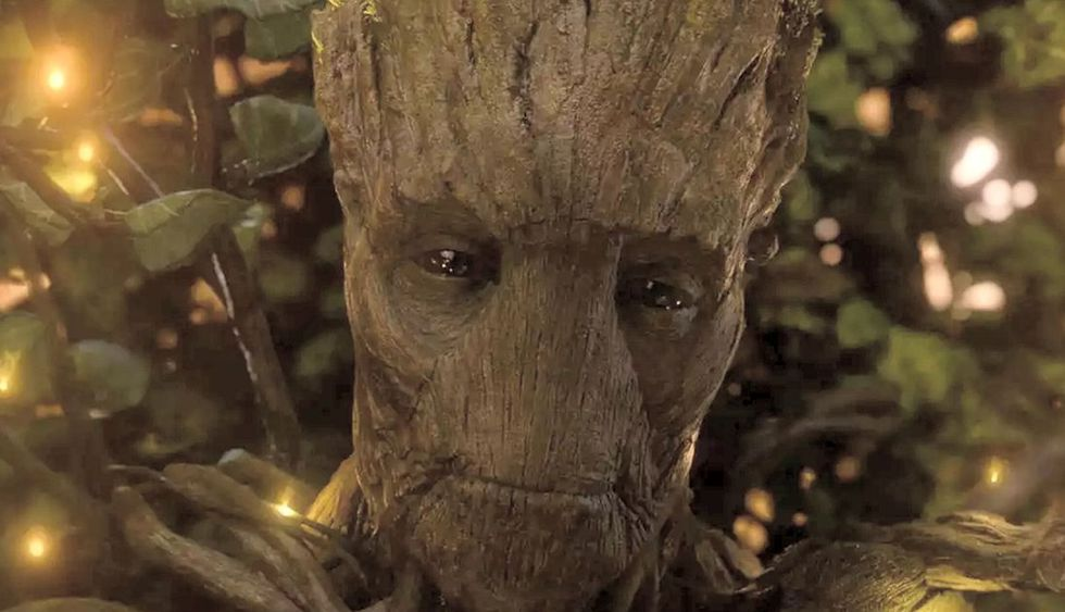 Groot (Guardians of the Galaxy) (Foto: Marvel Studios)