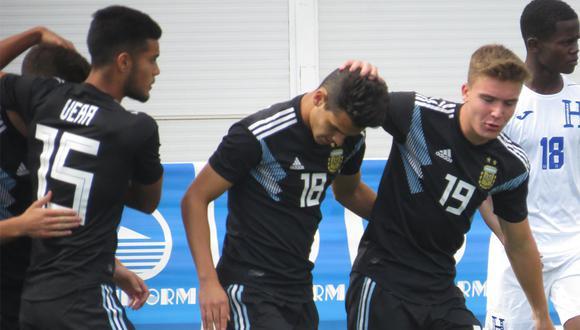Argentina será la última selección de Sudamérica en presentarse en el Mundial Sub 20. (Foto: AFA)