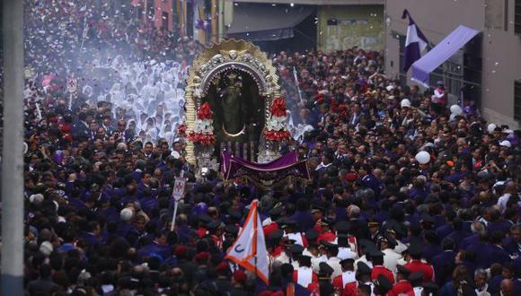 Señor de los Milagros: ¿Qué rutas alternas puedo tomar por la procesión? (USI)