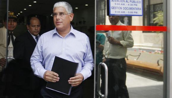 Vínculos. Resguardo a Óscar López Meneses genera polémica. (Nancy Dueñas)