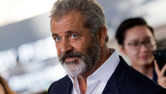 El equipo de representantes de Mel Gibson negó las acusaciones vertidas contra él por la actriz Winona Ryder. (Foto: AFP)