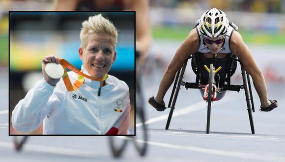 Río 2016: Atleta paralímpica que pidió la eutanasia después de los Juegos se retractó. (EFE)