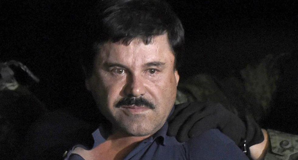 Final del juego para el 'El Chapo', que será sentenciado a cadena perpetua. (Foto: AFP)