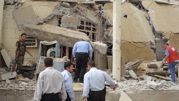 Por el momento, ningún grupo ha reivindicado el ataque contra el mercado de Yamila. (Foto referencial: EFE)
