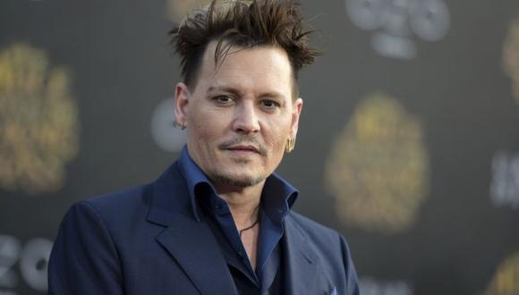 Johnny Depp culpa a sus ex representantes por su actual crisis financiera. (Créditos: AP)