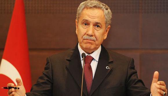 Bulent Arinc anunció que la indemnización se entregará en dos días. (AA)