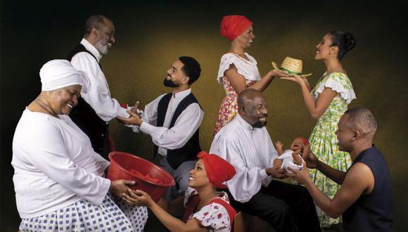 """""""Perú Negro"""": presentan el primer libro sobre la historia del reconocido ballet afroperuano. (Foto: DEA Promotora/@perunegrooficial)"""