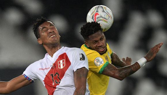 Perú se despidió de la Copa América tras perder por 1-0 ante Brasil. (Foto: AFP)