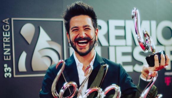 """Camilo habla sobre su nuevo disco """"Mis manos"""", el cual estrenará en los primeros días de marzo. (Foto: Instagram / @camilo)."""