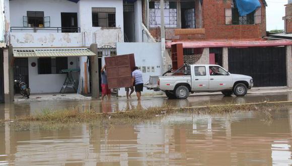 Las lluvias continuarán en Tumbes durante todo este mes. (Perú21)