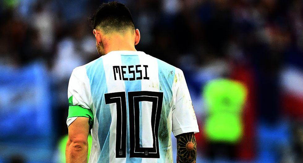 Argentina quedó eliminado en octavos de final tras caer 4-3 ante Franca. (Foto: AFP)