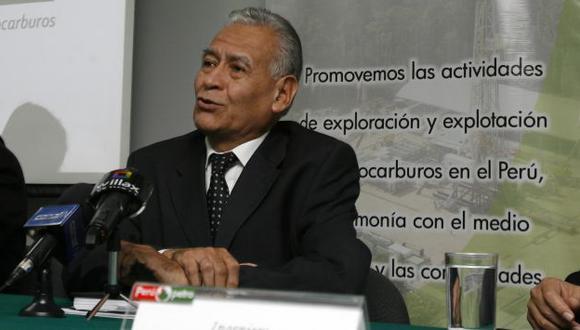 Aurelio Ochoa, presidente de Perupetro, dijo que en Colombia los trámites se realizan en solo cuatro meses. (USI)