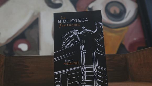 'La biblioteca fantasma', de David Hidalgo (USI).
