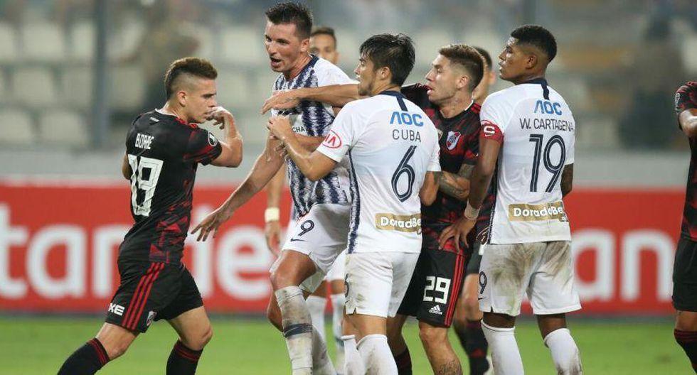 Alianza Lima presentará su queja por el arbitraje de Roldán ante River Plate. (Fernando Sangama / GEC)